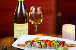 sushi e vino