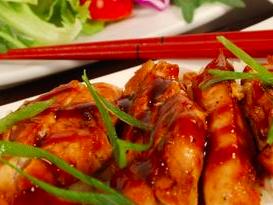 pollo tireyaki