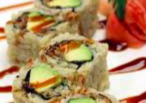 sushi avocado anguilla