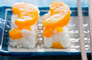 sushi pesca salmone