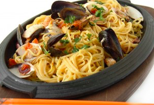 noodles frutti di mare