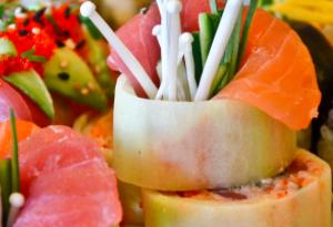sushi pesca tonno