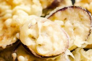 melanzane tempura
