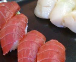 sushi ventresca