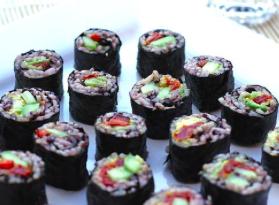 sushi pomodoro
