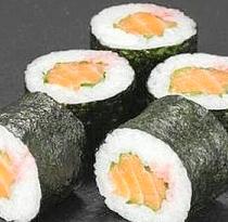 sushi philadelphia salmone