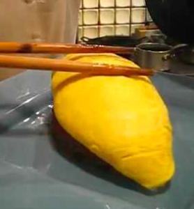 omelette giapponese