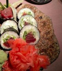 sushi philadelphia tonno
