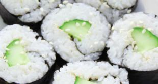 sushi cetriolo