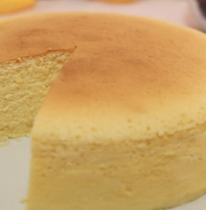 cotton cheese cake