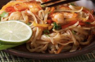 noodles gamberi