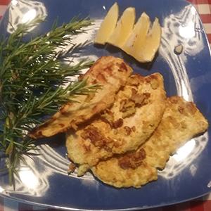 Pollo marinato e grigliato alla giapponese