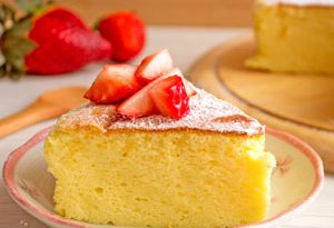 cheesecake giapponese