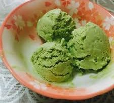 gelato matcha