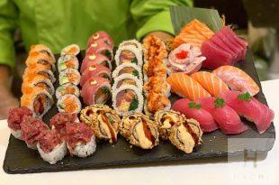 Menù perfetto per una cena giapponese con gli amici