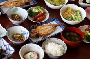 In cosa consiste la colazione giapponese?