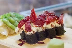 3 piatti giapponesi