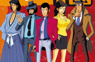 Lupin III ecc: i cartoni animati giapponesi