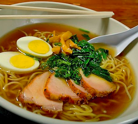 Ricetta Ramen Giapponese.Ramen Ingredienti E Ricetta Giapponese Sushi Point