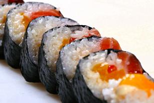 sushi pesca e branzino