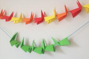 diversi tipi di carta, più o meno pregiata, per origami di diverso genere