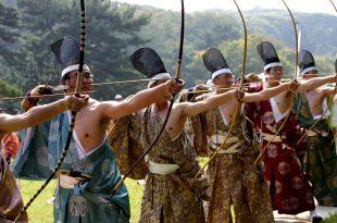 Kyudo: l'arte dell'antico arco giapponese